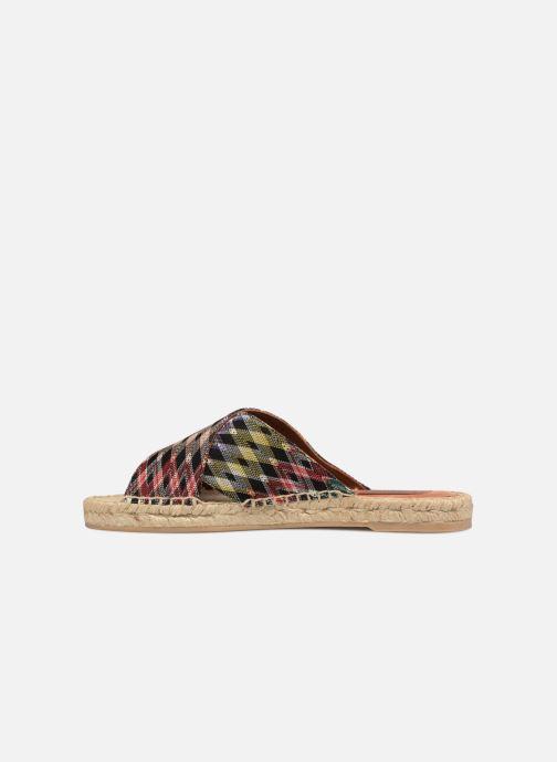 Espadrilles Missoni MS3069.046 Multicolore vue face