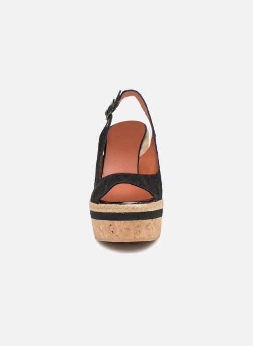 Espadrilles Missoni MS3078.067 Noir vue portées chaussures