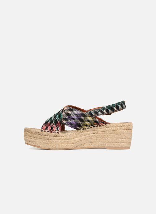 Espadrilles Missoni MS3073.046 Multicolore vue face
