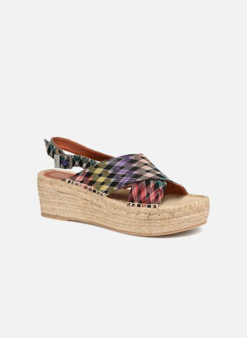 Espadrillos Missoni MS3073.046 Multi detaljeret billede af skoene