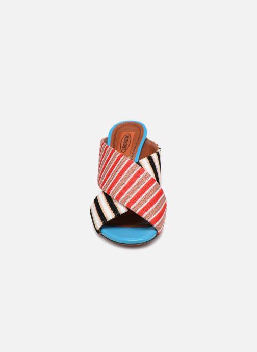Mules et sabots Missoni MS3086.021 Multicolore vue portées chaussures