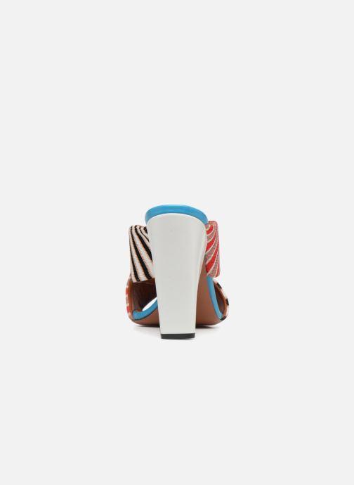 Mules et sabots Missoni MS3086.021 Multicolore vue droite