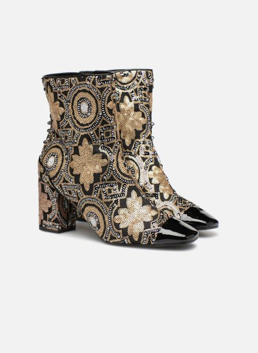 Boots en enkellaarsjes MySuelly Louis Zwart 3/4'