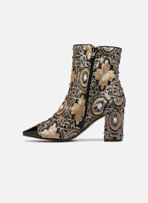Boots en enkellaarsjes MySuelly Louis Zwart voorkant