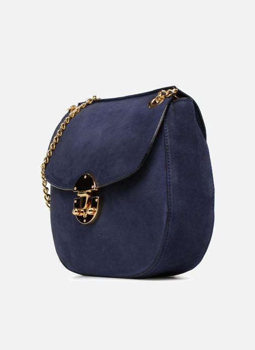Bolsos de mano MySuelly Amy Chaine Azul vista del modelo