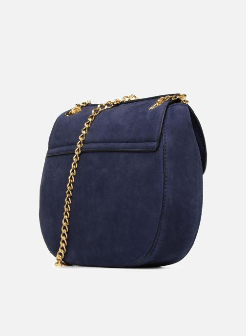 Bolsos de mano MySuelly Amy Chaine Azul vista lateral derecha
