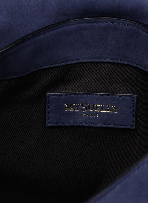 Bolsos de mano MySuelly Amy Chaine Azul vistra trasera