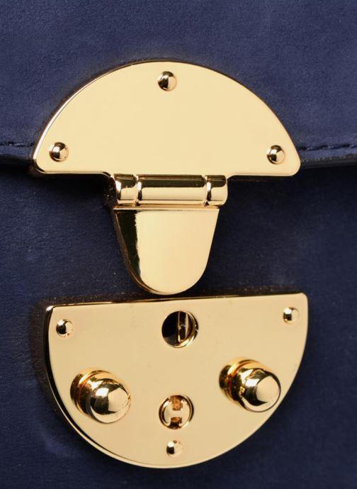 Bolsos de mano MySuelly Amy Chaine Azul vista lateral izquierda
