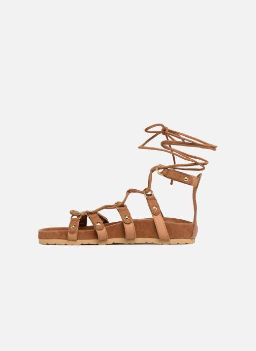 Sandali e scarpe aperte Swildens QOOK Marrone immagine frontale