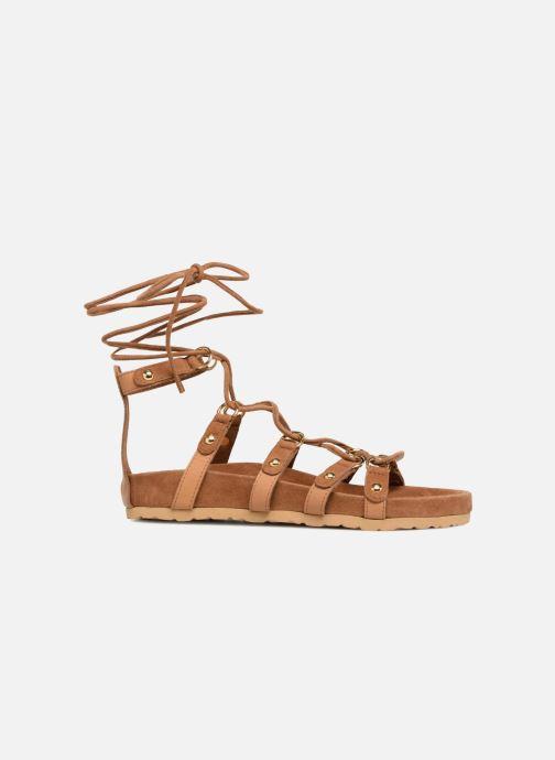 Sandali e scarpe aperte Swildens QOOK Marrone immagine posteriore