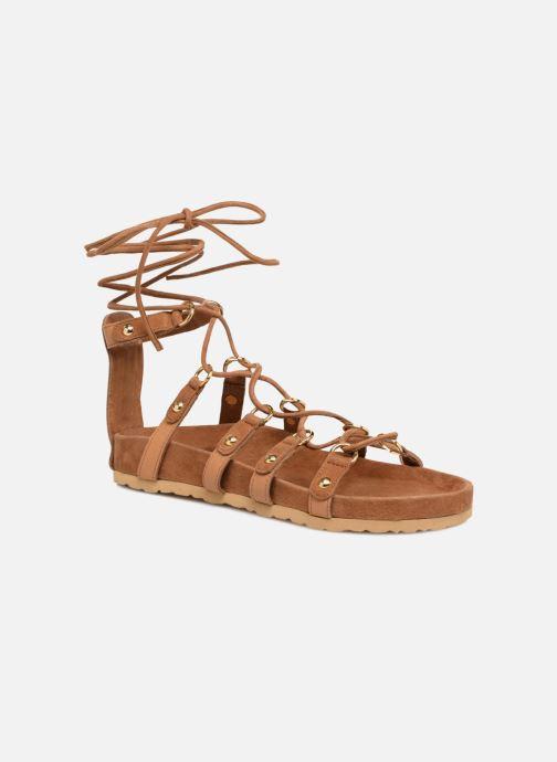 Sandali e scarpe aperte Swildens QOOK Marrone vedi dettaglio/paio