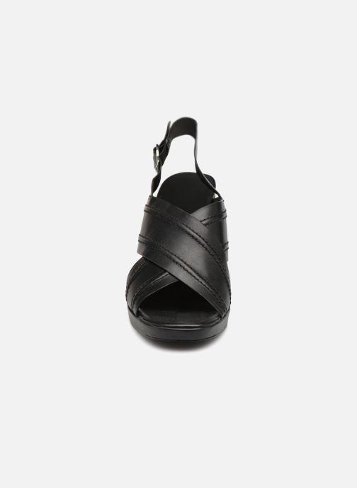 Sandales et nu-pieds Paul & Joe Sister ALICE Noir vue portées chaussures