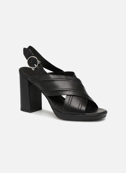 Sandales et nu-pieds Paul & Joe Sister ALICE Noir vue détail/paire
