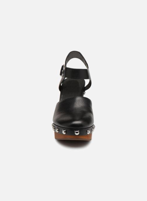 Sandales et nu-pieds Paul & Joe Sister LEA Noir vue portées chaussures