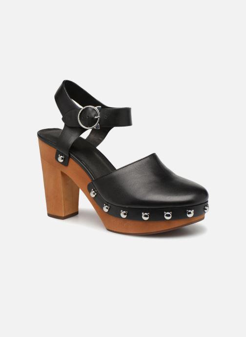 Sandales et nu-pieds Paul & Joe Sister LEA Noir vue détail/paire