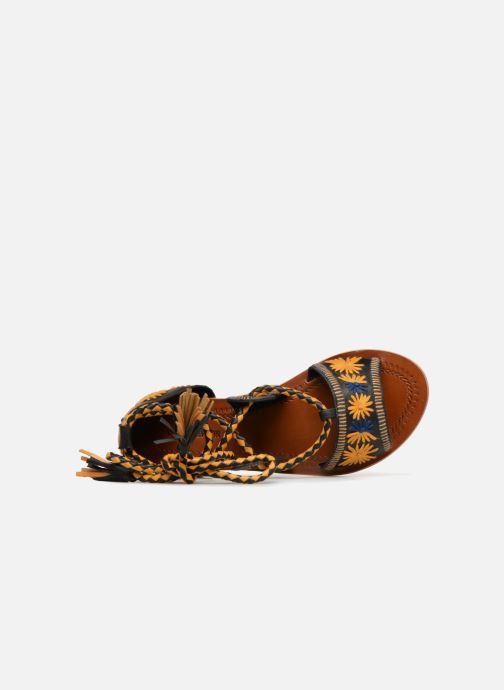 Sandalias Antik Batik FLOW1SAN Multicolor vista lateral izquierda