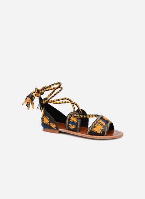 Sandalias Antik Batik FLOW1SAN Multicolor vista de detalle / par