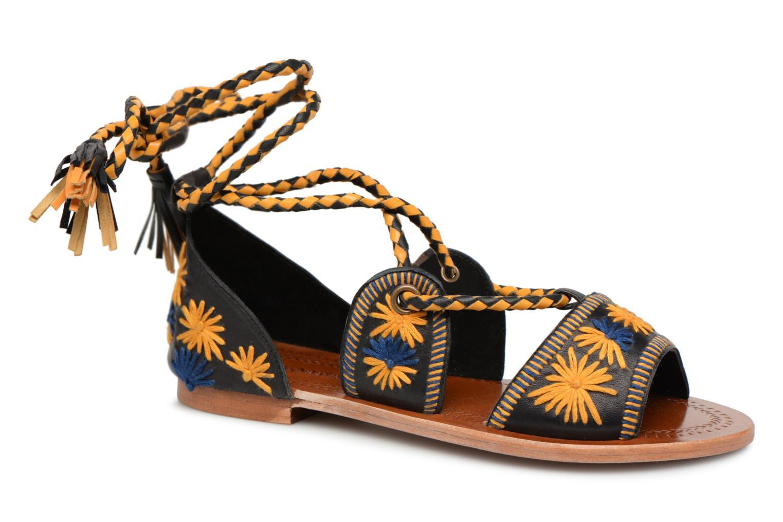 Antik Batik FLOW1SAN (Multicolore) -    s et nu-pieds chez | Authentique  | économie  | Durable Dans L'utilisation  5358cd
