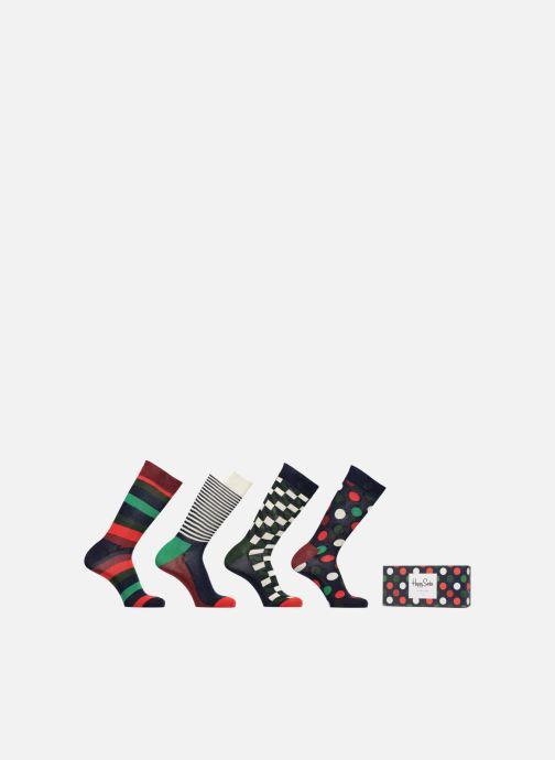 Socken & Strumpfhosen Happy Socks Holiday Big Dot Gift Box Lot de 4 mehrfarbig detaillierte ansicht/modell