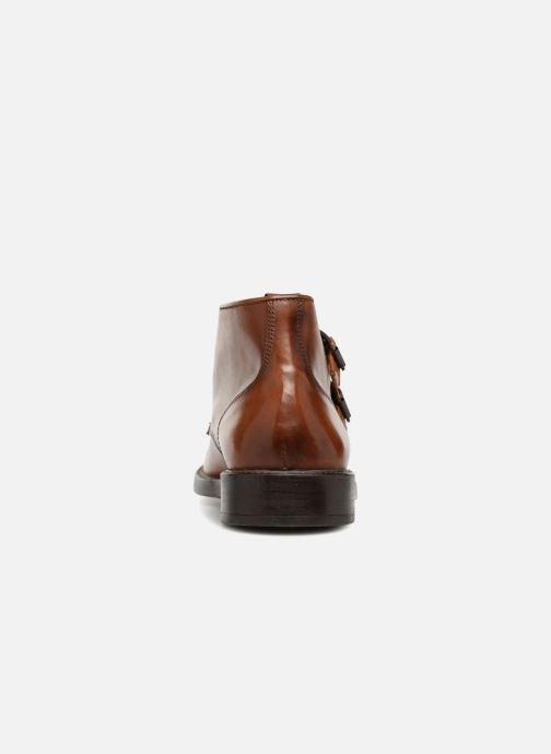 Bottines et boots Marvin&Co Tenlyn Marron vue droite