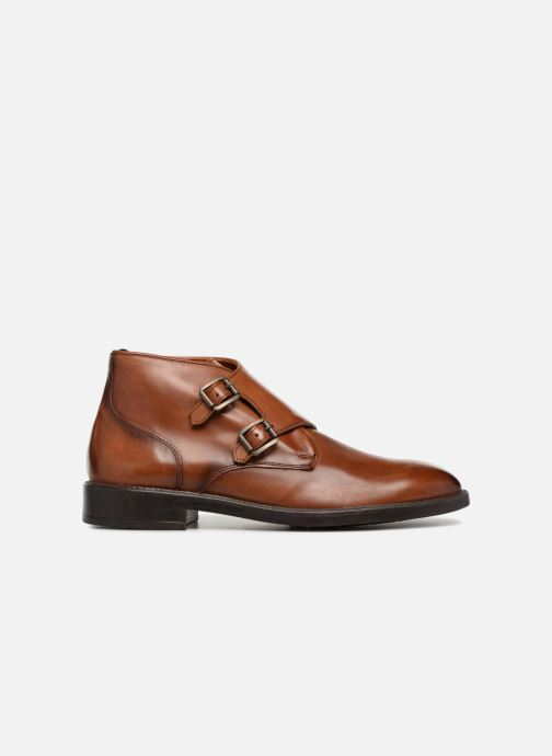 Ankle boots Marvin&co Tenlyn Brown back view