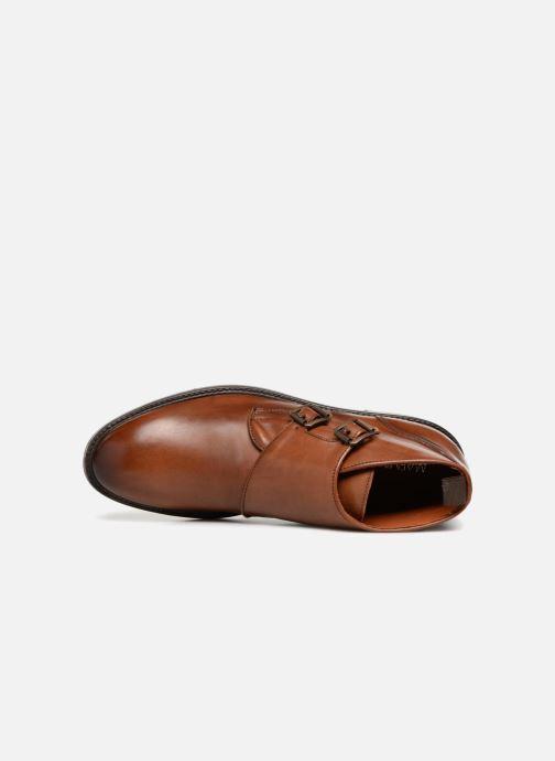 Bottines et boots Marvin&Co Tenlyn Marron vue gauche