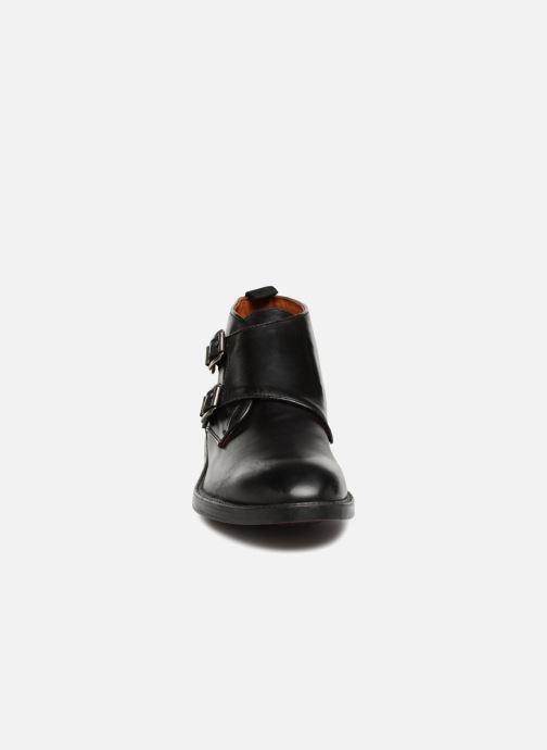 Bottines et boots Marvin&Co Tenlyn Noir vue portées chaussures
