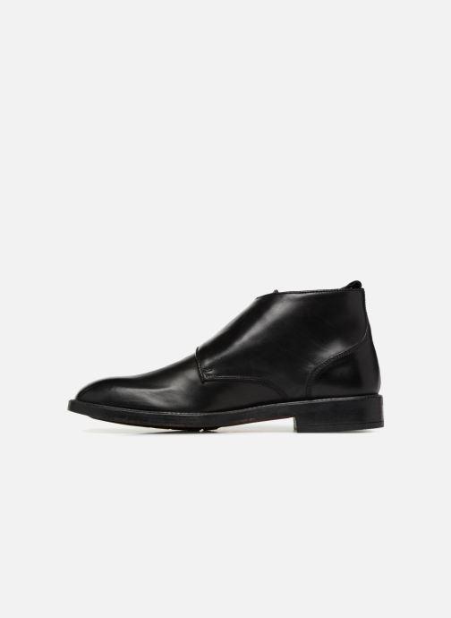 Bottines et boots Marvin&Co Tenlyn Noir vue face