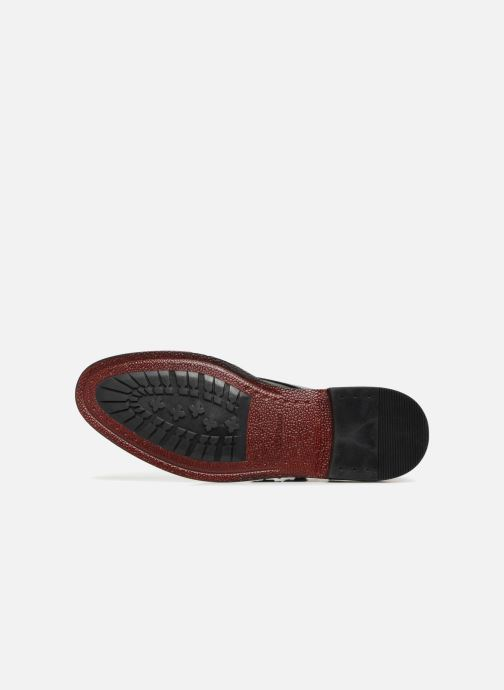 Bottines et boots Marvin&Co Tenlyn Noir vue haut