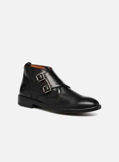 Bottines et boots Marvin&Co Tenlyn Noir vue détail/paire
