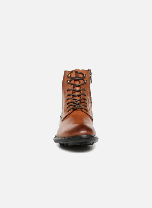 Ankle boots Marvin&co Taidline Brown model view