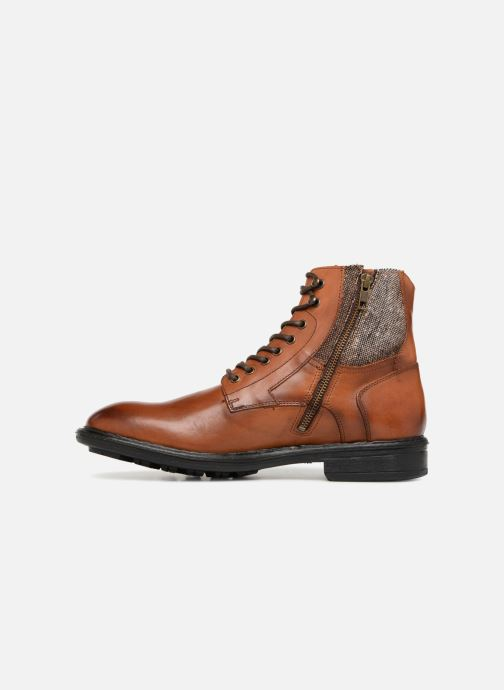 Ankle boots Marvin&co Taidline Brown front view