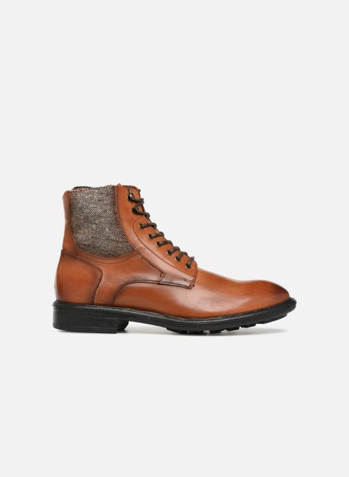 Ankle boots Marvin&co Taidline Brown back view