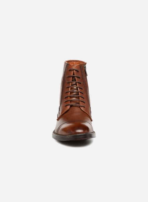 Ankle boots Marvin&co Tonlyne Brown model view