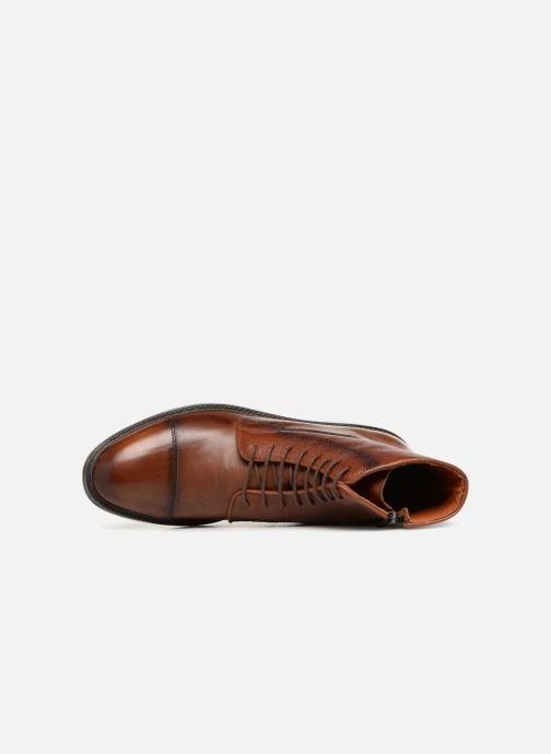 Bottines et boots Marvin&Co Tonlyne Marron vue gauche