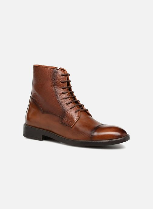 Ankle boots Marvin&co Tonlyne Brown detailed view/ Pair view