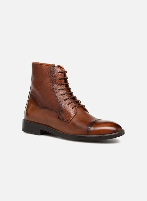 Bottines et boots Marvin&Co Tonlyne Marron vue détail/paire