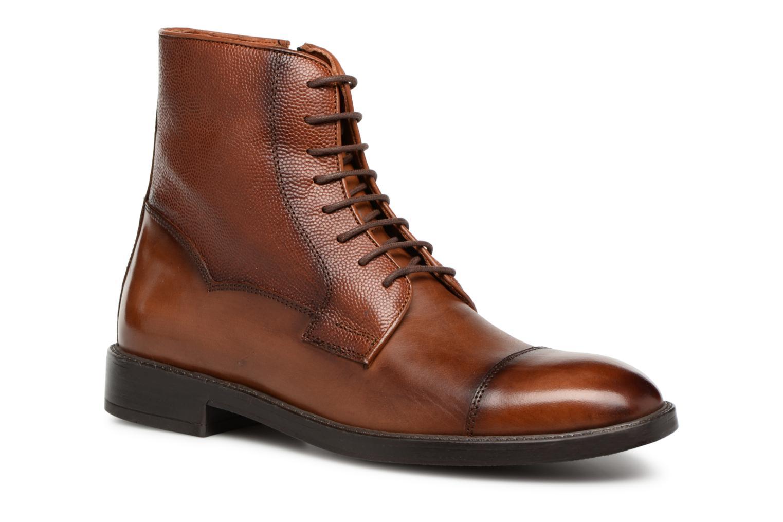 Marvin&Co Tonlyne (Marron) - Bottines et boots en Más cómodo Chaussures femme pas cher homme et femme