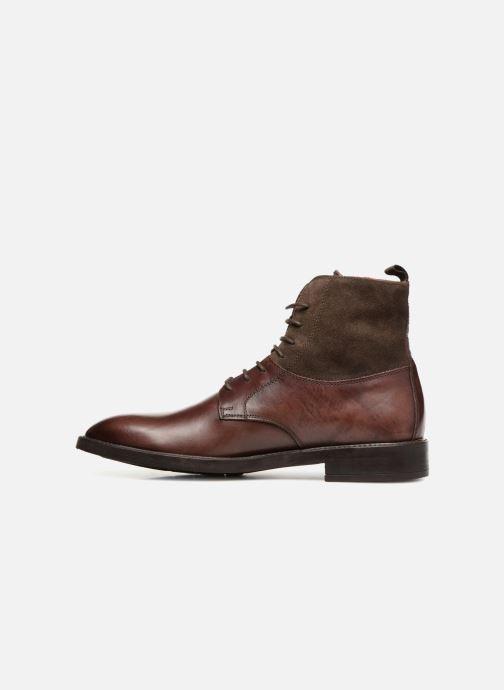 Bottines et boots Marvin&Co Tintown Marron vue face