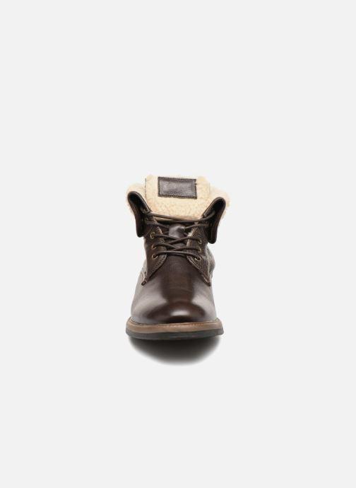 Mr SARENZA Temoe (braun) - Stiefeletten & Boots bei Sarenza.de (340970)