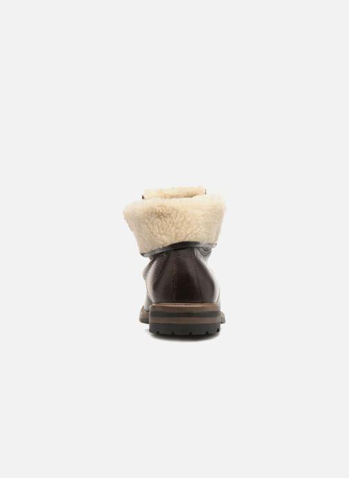 Bottines et boots Mr SARENZA Temoe Marron vue droite