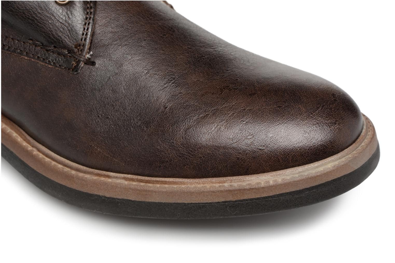 Bottines et boots Mr SARENZA Temoe Marron vue gauche