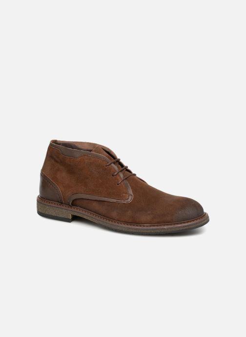 Bottines et boots Mr SARENZA Tibere Marron vue droite