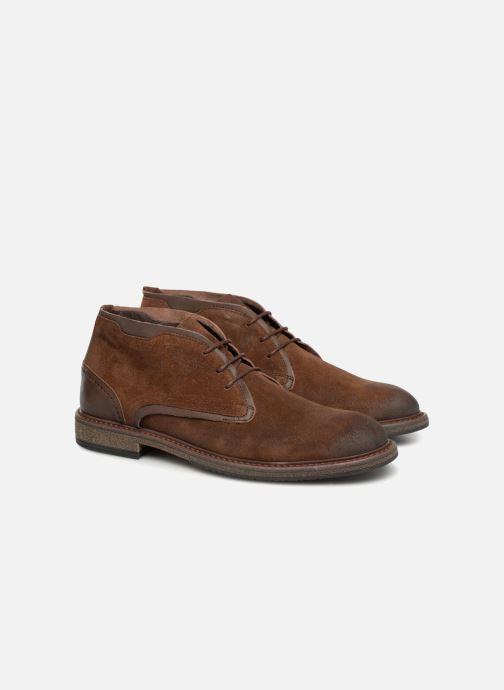 Bottines et boots Mr SARENZA Tibere Marron vue derrière