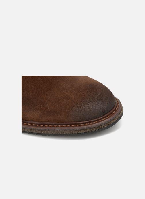 Bottines et boots Mr SARENZA Tibere Marron vue gauche