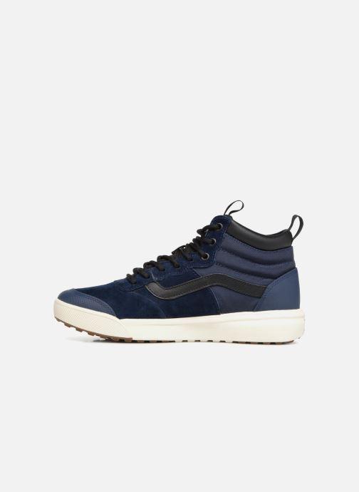 Sneaker Vans UltraRange Hi MTE blau ansicht von vorne