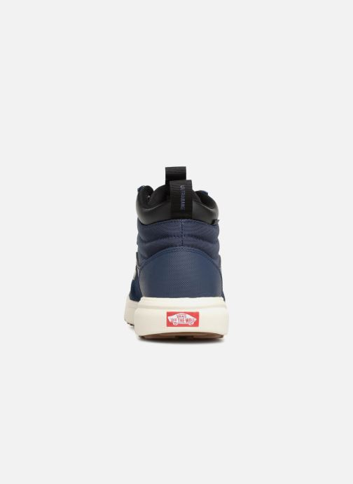 Sneakers Vans UltraRange Hi MTE Azzurro immagine destra