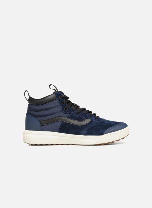 Sneaker Vans UltraRange Hi MTE blau ansicht von hinten
