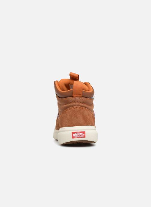 Sneakers Vans UltraRange Hi MTE Arancione immagine destra