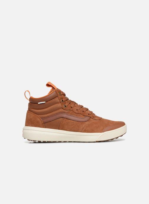 Sneakers Vans UltraRange Hi MTE Arancione immagine posteriore